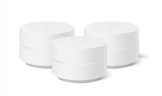 Google Wifi - Mesh Wifi System - Wifi Router Replacement - 3 Pack